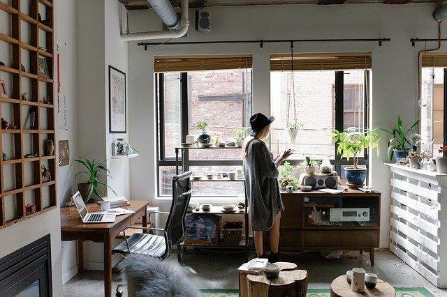 práce na home office